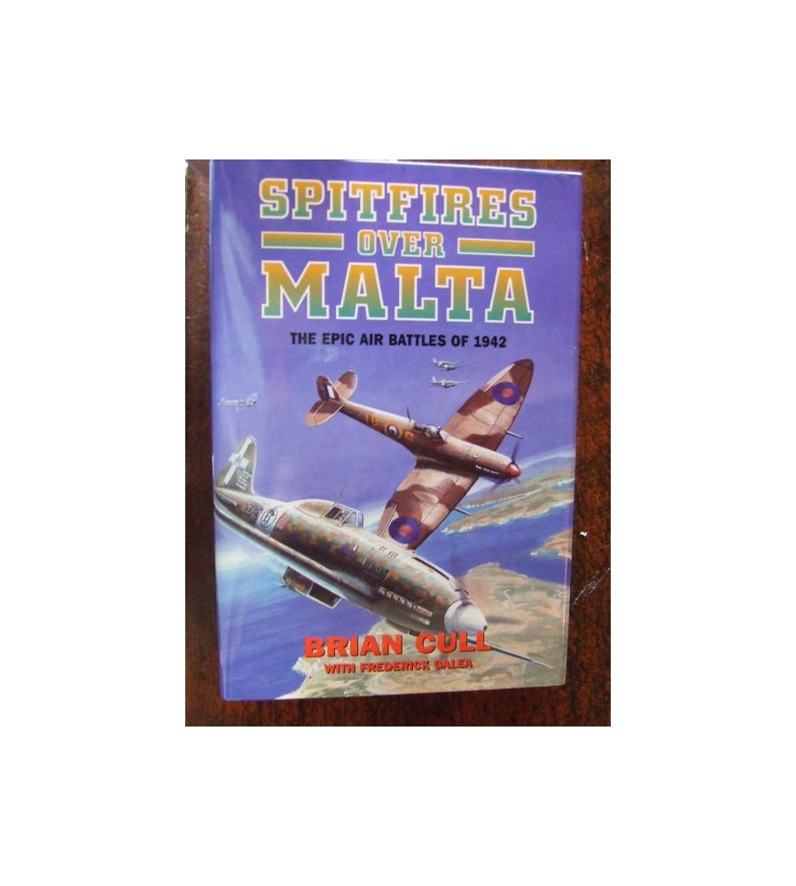 Spitfires Over Malta - Epic Air Battles 1942 WWII incl RAAF Details