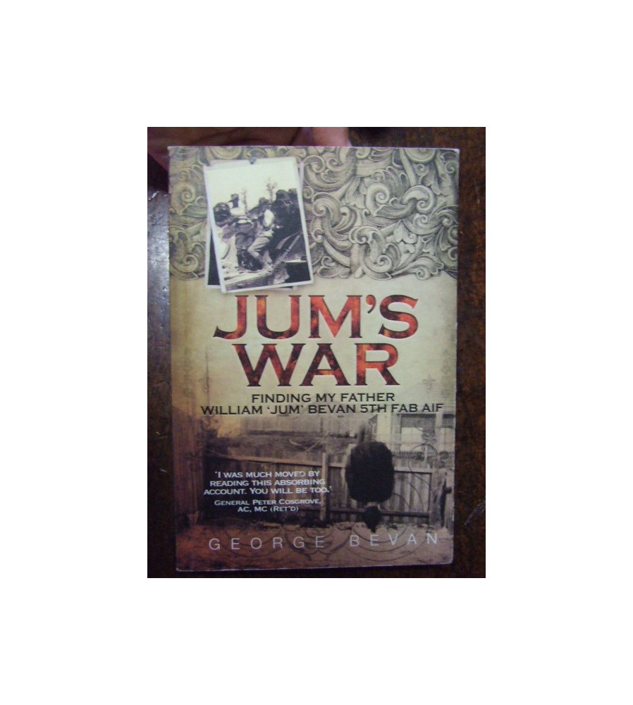 Jum's War - Diary History of a 5th FAB AIF soldier