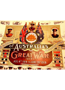 Record of Australia's Great War Voluntary Effort - REPRINT.
