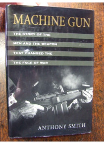 MACHINE GUN HISTORY WW1