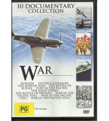 KOKODA - + WAR 10 DOCUMENTARY COLLECTION
