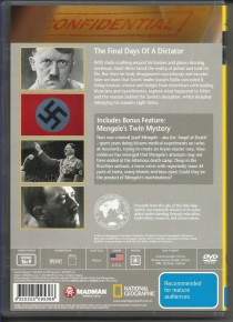 .National Geographic: The Hunt For Hitler & Mengele's Twin Mystery