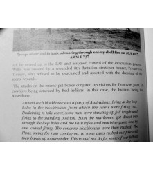 text sample 8th Battalion History - Cobbers in Khaki