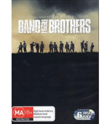 Band of Brothers 101st Airborne 6 Disc DVD
