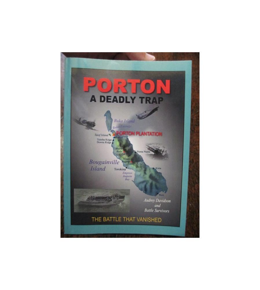 History of Australian Battle of Porton Bougainville 1945 WW2