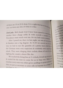 In Great Spirits War Diary 1st Battalion AIF Digger Archie Barwick