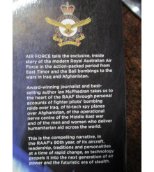History RAAF in Recent Conflicts Timor Iraq Afganistan