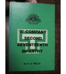 History Australian 2 17th Battalion B Company AIF WW2