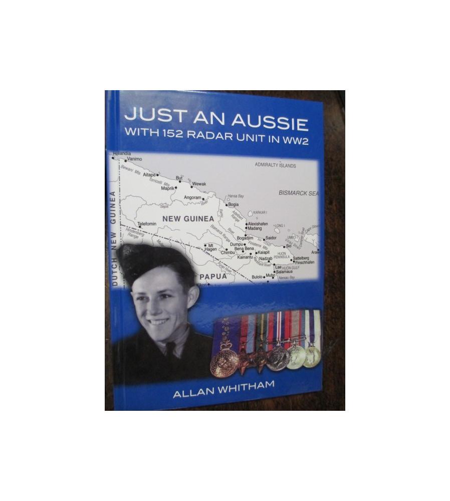 WW2 Australian152 Radar Unit New Guinea