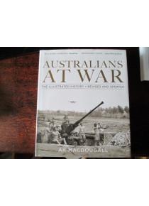 Australians At War 3rd edition Macdougall
