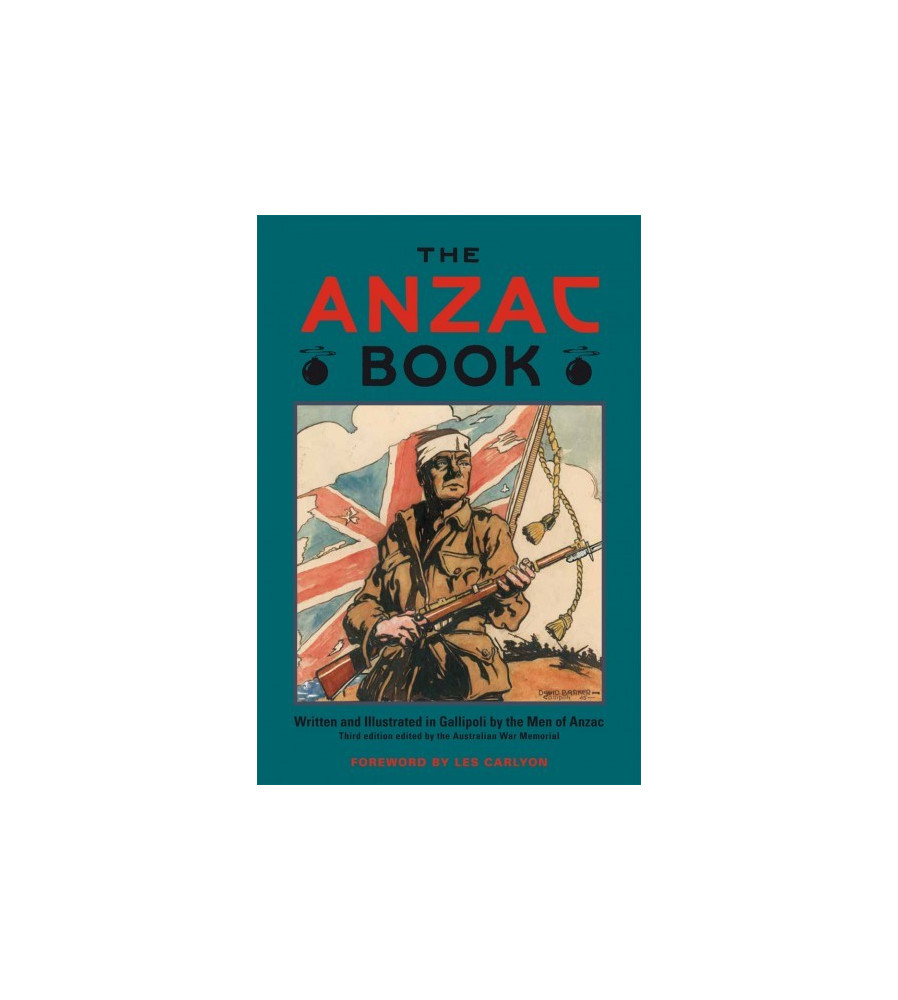 ANZAC BOOK Written Illustrated at Gallipoli by Men of ANZAC