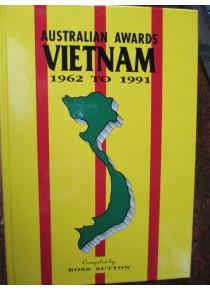 Australian Awards Vietnam War 1962 - 1991