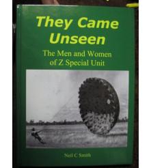 Australian Z Special Unit WW2 Allied Intelligence Bureau