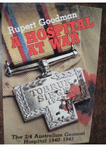 History 2/ 4th Australian General Hospital 1940-45 AGH