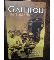 Gallipoli The Turkish Story WW1 Book