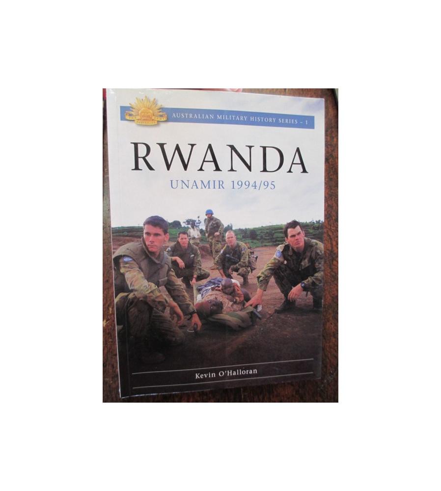 Rwanda Australian Campaign Series No 1