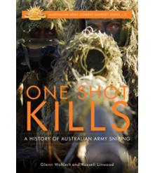 Australian Army Snipper History through all wars war book.