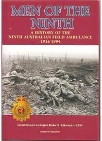 A history of the Ninth Australian Field Ambulance