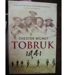 Tobruk 1941 ' by C Wilmot book