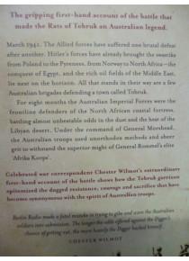 Tobruk 1941 ' by C Wilmot