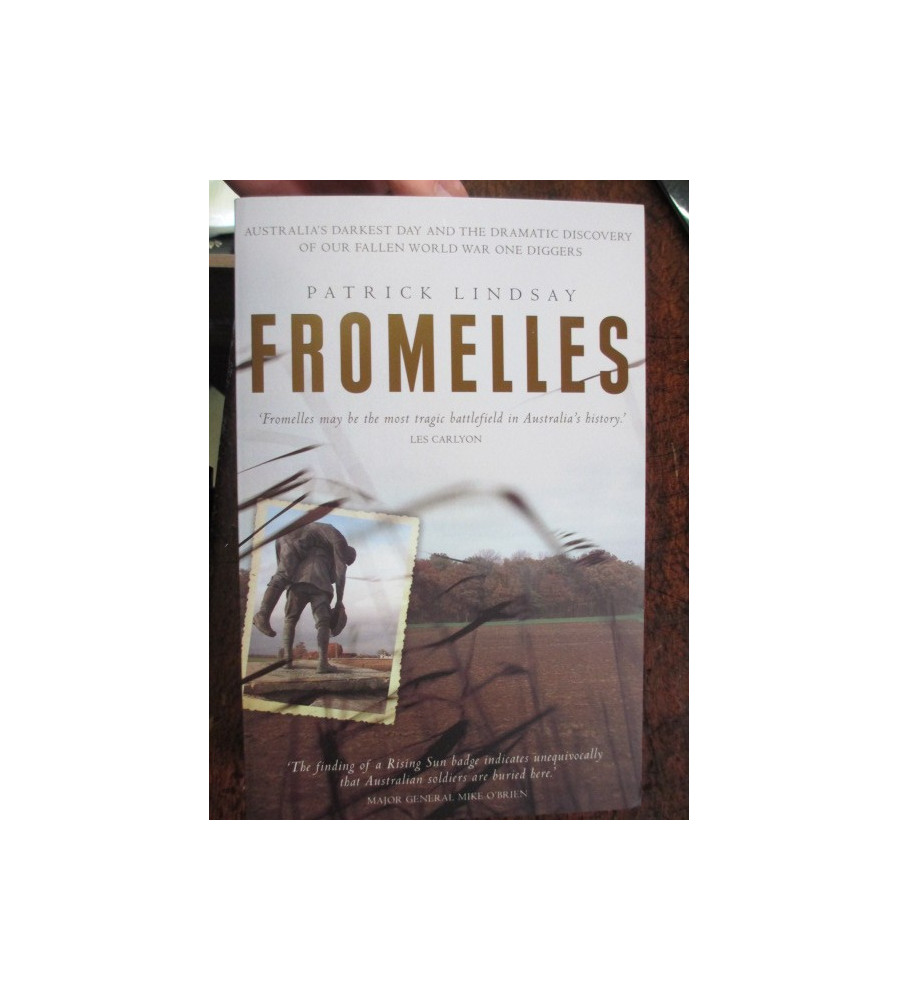Battle of Fromelles and the Lost Diggers