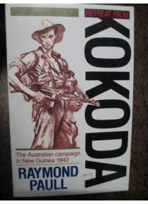 Retreat From Kokoda Paull