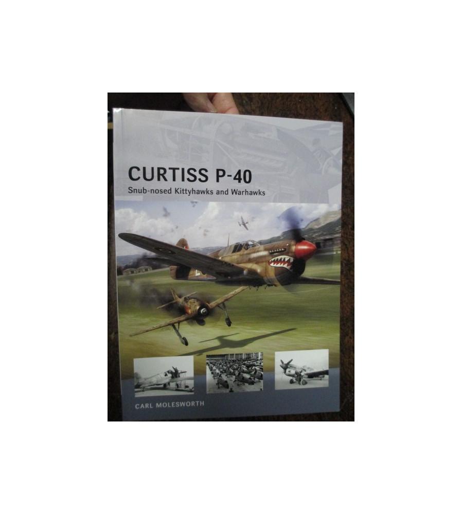 P40D Curtiss Kittyhawk A29 RAAF Snub Nosed book