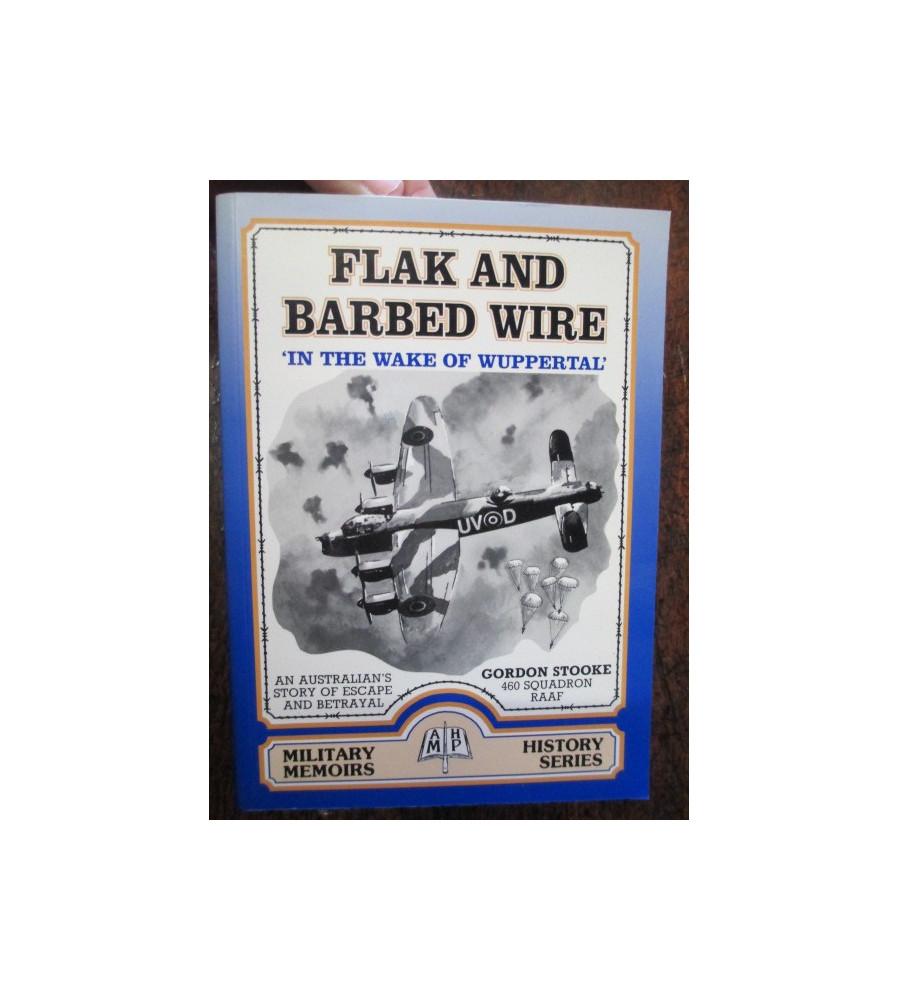 Flak and Barbed Wire Stooke 460 Sqn RAAF book