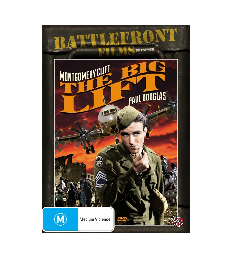 Movie depicting the Berlin Blockade after WW2