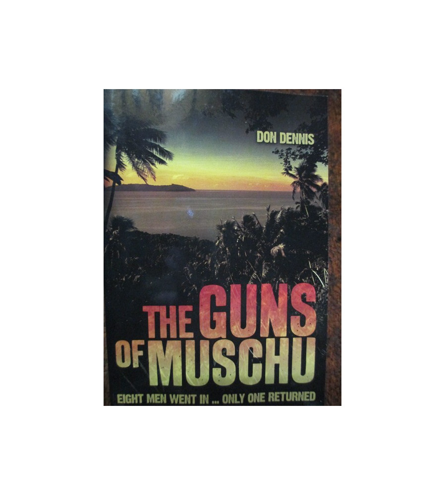 Z Force History raid Guns of Muschu WW2 Book