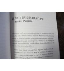 Z Force History Battle Guns of Muschu WW2 Book