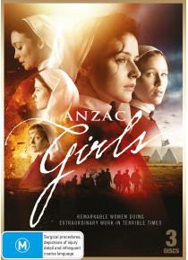 ANZAC GIRLS DVD ABC Mini Series Nurses WW1 DVD