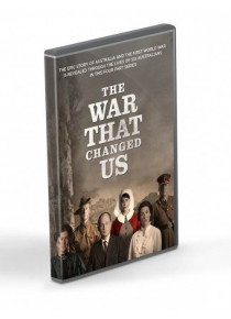 DVD The War That Changed Us ABC Doco