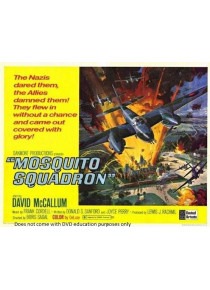 Mosquito Squadron Movie DVD