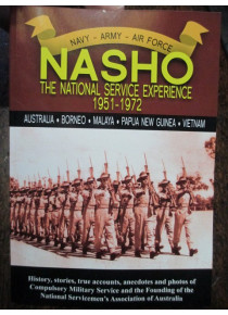 Nasho - The National Service Experience 1951-72 book