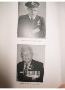 Back From Hell Bomber Command Woods DFC
