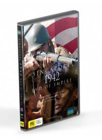 Singapore 1942 End of An Empire DVD Doco