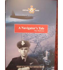 RAAF Navigator History Experiences Wellington Dakotas 512 Sqn book