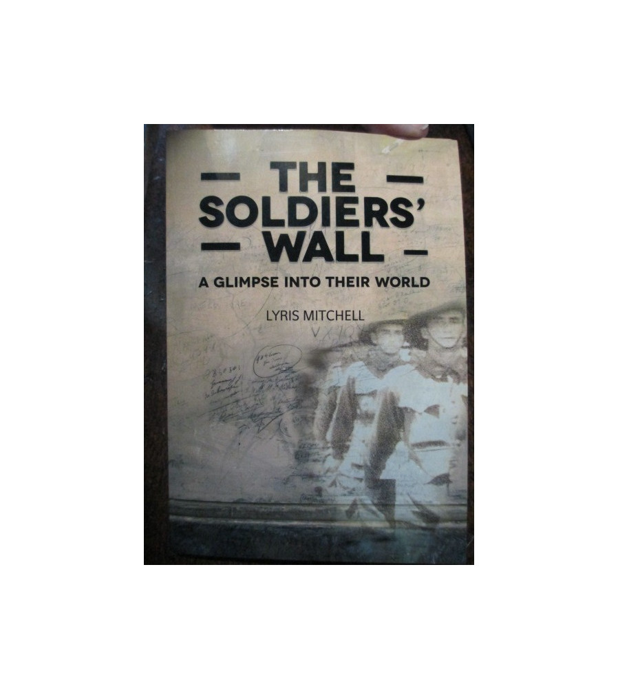 The WW2 Soldiers Signature Wall Brisbane book