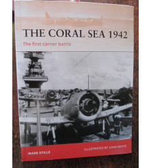 Battle of Coral Sea 1942 book