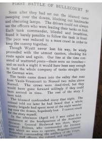 COMPANY OF TANKS by Major W. H. L. Watson D.S.O., D.C.M.
