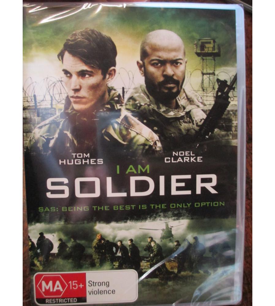 Iam Soldier SAS Being the Best DVD War Movie