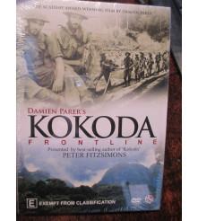 Kokoda Frontline Damien Parer Doco dvd