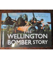 Wellington Bomber WW2 Bomber Command book