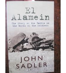 El Alamein in Soldiers Words book