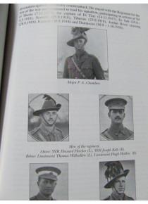 12th Light Horse Regimental History Book ALH