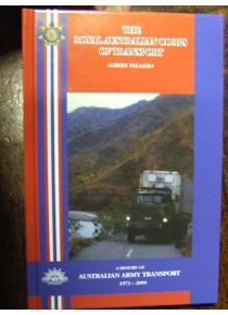 Royal Australian Corps of Transport: A History of Australian Army Transport 1973–2000.