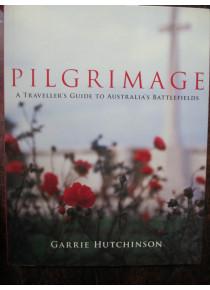 Pilgrimage Traveller's Guide Australia's Battlefields book