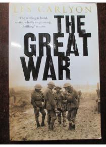 The Great War by Les Carlyon WW1 Australian Book