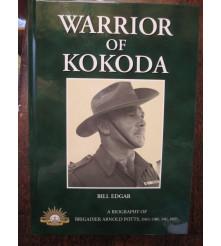 Warrior of Kokoda History Australian Brigadier Potts book
